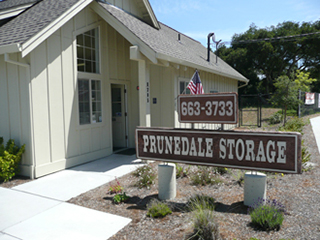Prunedale Self Storage